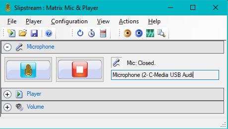 Matrix Mic screenshot